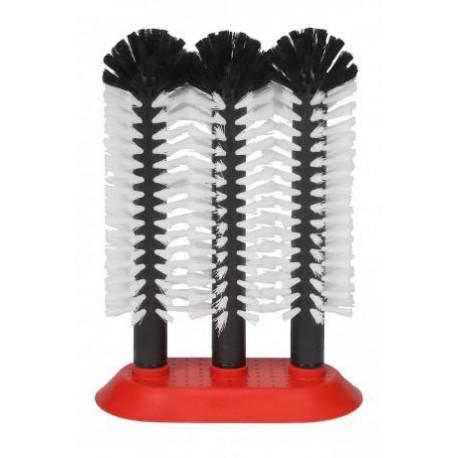 spazzole di lavaggio bicchieri